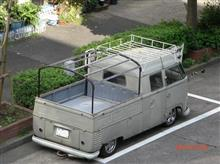 街角の名車たち52 VolksWagen Type 2  Pick Up / Tokyo