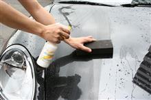 太陽と洗車