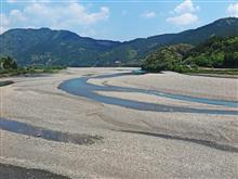 和歌山県田辺市本宮町大居(熊野川)