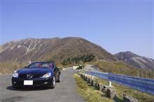 伊吹山ドライブウェイ開通初日に行ってきました