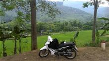 北部山岳地帯バイクツアー