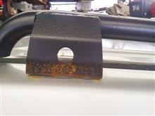 金物ルーフレール・ラックの塗装&G13Bエンジン シリンダーヘッドオーバーホール(2.222)