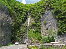 奈良県十津川村七色(十二滝)