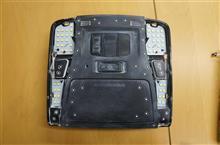 アルファード/ヴェルファイア30系用リモコン式調光-ルームランプ完成しました