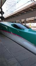 仙台まで出張です。