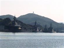 4・26海上自衛隊の日 「満艦飾」に行ってきました (^^)/