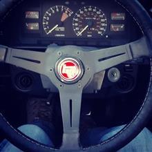 Nardi Steering Wheel / ステアリング