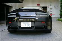 V12 Vantage exhaust modify