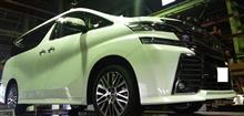 ☆さ~ ☆お待ちかね!!ヴェルファイア3.5 4WD開発スタート