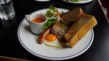 軽井沢で朝食を・・・