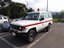 【救急車仕様】トヨタ ランドクルーザー