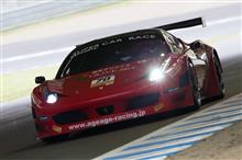 SUPER CAR RACE SERIES予選