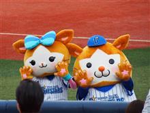 2015ベイスターズ観戦記②(vs DRAGONS 15.05.14 at Yokohama )