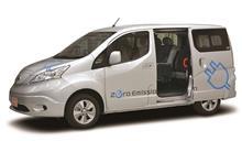 中部地区のみなさん!今週末はポートメッセ名古屋で「ウェルフェア2015」です! 100%電気駆動のビジネス車=e-NV200も展示しますよ~。