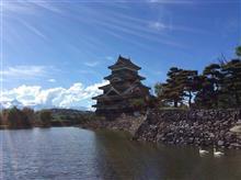 本日の松本城