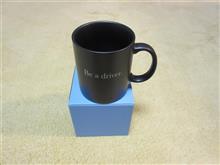 Be a driver マグカップ
