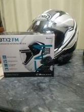 MIDLAND BTX2 FM バイク用インカム