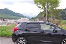遠出・・・ダム湖と水芭蕉とツツジ