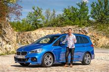 BMWのミニバン