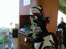今週もゴルフの練習してきた。