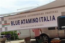 BLUE ATAMINO ITALIA 2015 に行ってきました 熱海長浜海浜公園 - 2015年5月24日 ☆