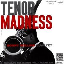 Sonny Rollins & Coltrane / Tenor madness