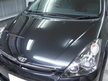 ウイッシュ ボディガラスコーティング アークバリア21施工 愛知県豊田市 倉地塗装 KRC