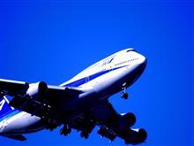 飛行機 旅客機 ジャンボ機...。