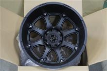今日のホイール TSW BlackRhino Glamis(TSW ブラックライノ グラミス) -ハマー H2用-