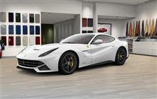 Ferrari F12 berlinetta も発注しました!