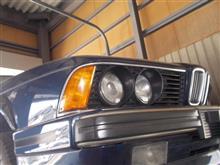 E24  マフラー交換