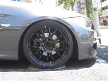 ユーロクロス 19インチ BMW用