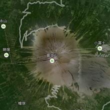富士山クライム&一周妄想