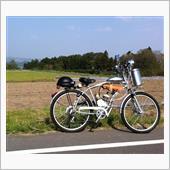 原動機付き自転車…カングーに ...