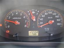 私のマーチ12SRは積算走行距離123456kmを迎えましたが…。2015年5月28日の事。 投稿2015年5月29日