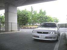 (JZX90) 洗車