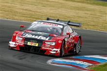 DTM第3戦 ドイツ・ユーロスピードウェイ ラウジッツリンク 予選結果!