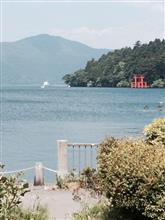 箱根湯本のゴルフの後に、芦ノ湖の温泉ペンションに行ってきました!