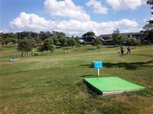 大野で、パークゴルフ!