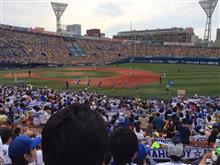 横浜×阪神戦
