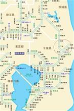 圏央道 神崎IC~大栄JCTが開通し、常磐道と東関道が接続