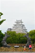 姫路城 保存修理が完了したと言う事で見物に行って来ました。