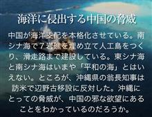 中国が狙う日本の海と空