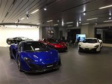 McLaren Tokyo~辰巳PA!