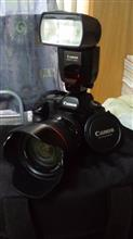 友人にカメラを借りたら。
