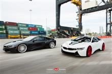 BMW i8 ツインドリフトSP動画!!!^^!