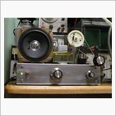 ST管ラジオ工作  6WC5 ...