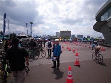 北海道スポーツサイクルフェスティバルに行ってきました