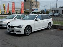 TEXAエアコンクリーニング BMW F31 噂は本当だったのでしょうか?
