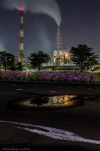久々の富士工場夜景